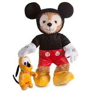 Duffy Disney Bear Mickey Costume